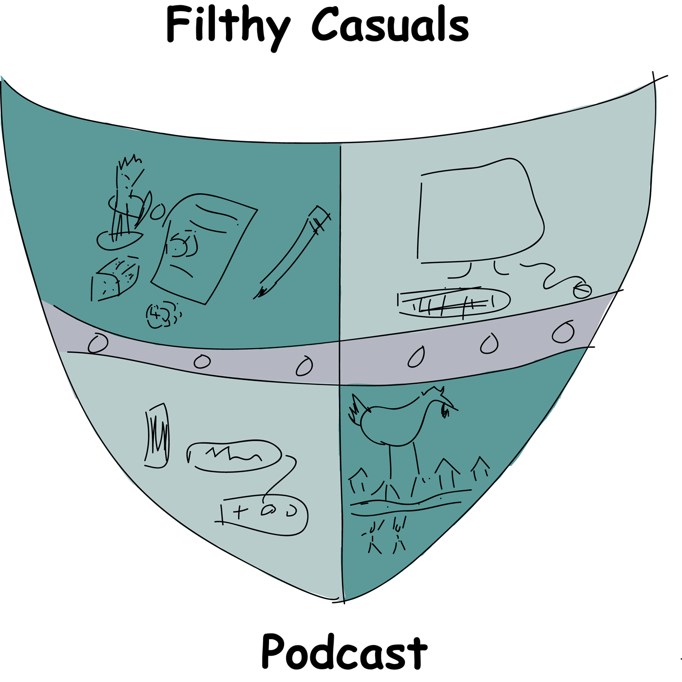 Filthy Casuals Podcast